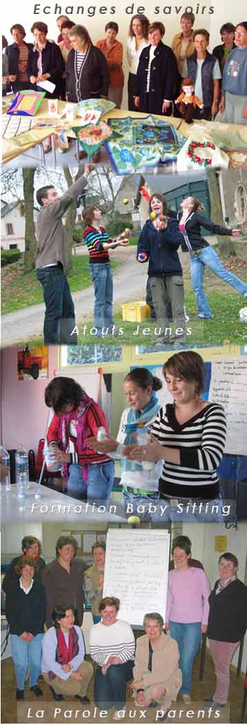 Les Animations au Centre Social Intercommunal